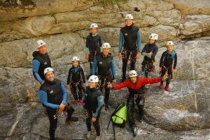 Canyoning Briançon Serre Chevalier